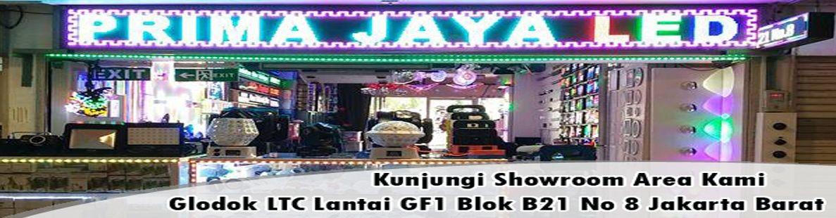 Prima Jaya LED 8881