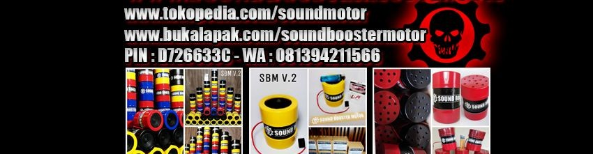 Sound Booster Motor