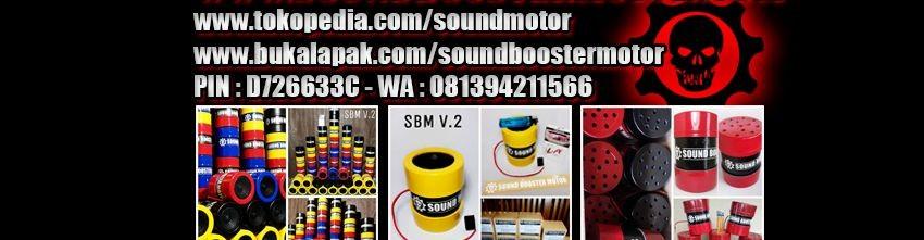 Sound Booster Motor