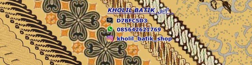 KHOLIL BATIKshop