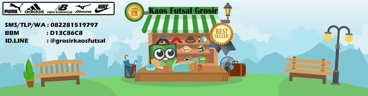 Kaos Futsal Grosir