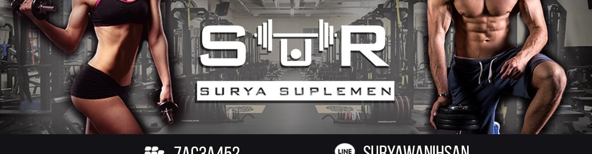 Surya suplement fitness