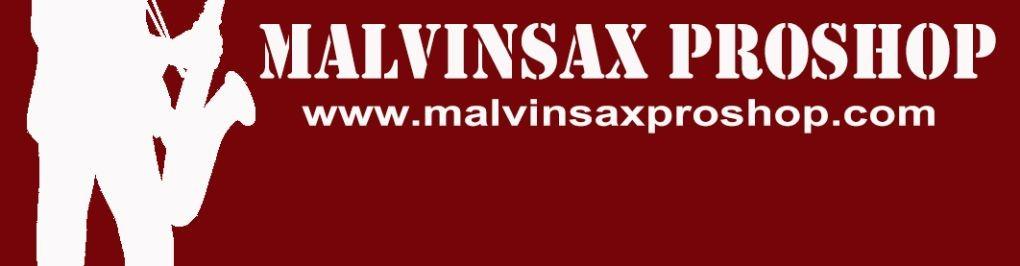 MalvinSax ProShop