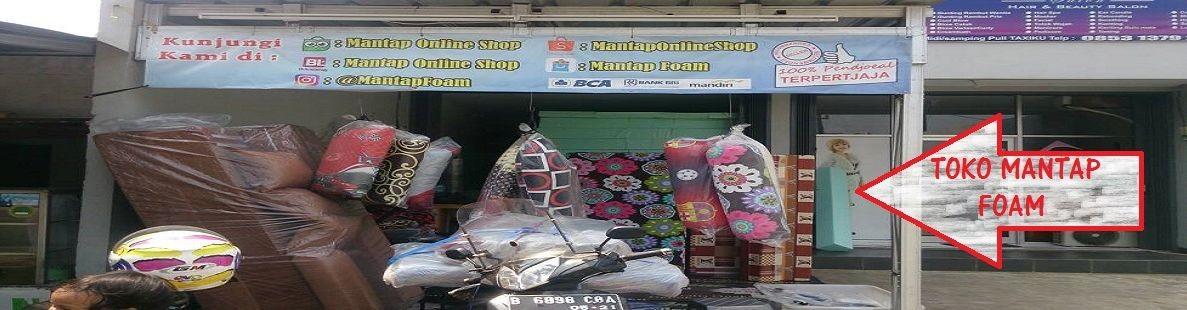 Mantap online shop