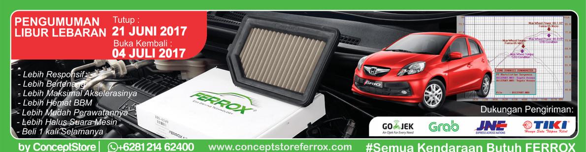 Concept Store Ferrox