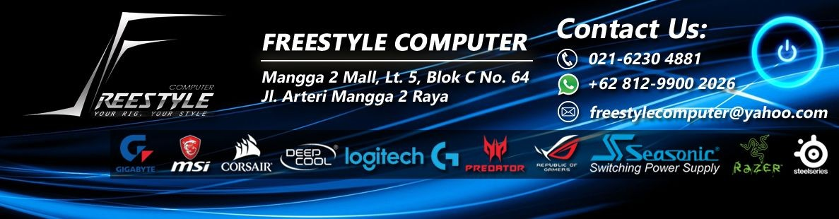 Freestyle Computer