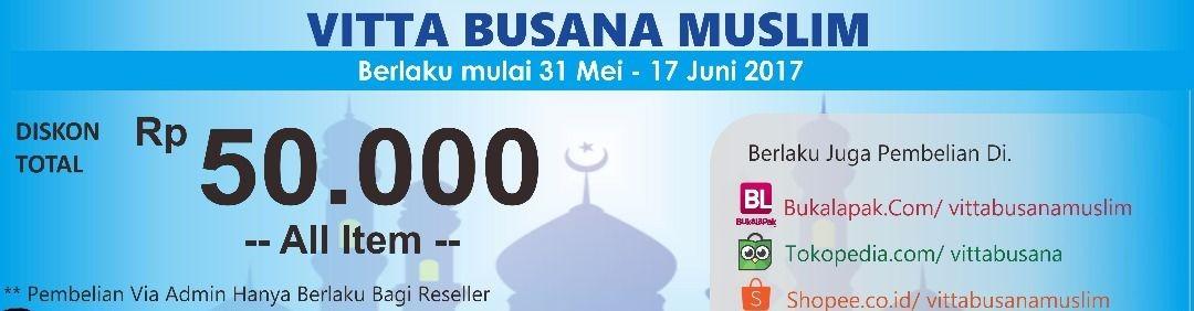 Vitta Busana Muslim