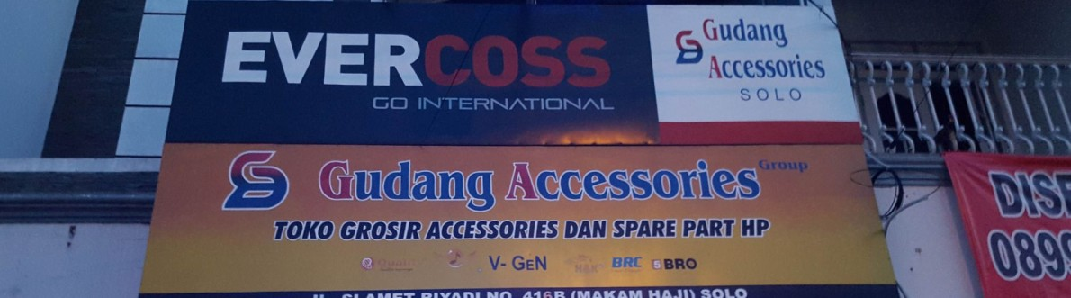 Gudang Accessories Solo