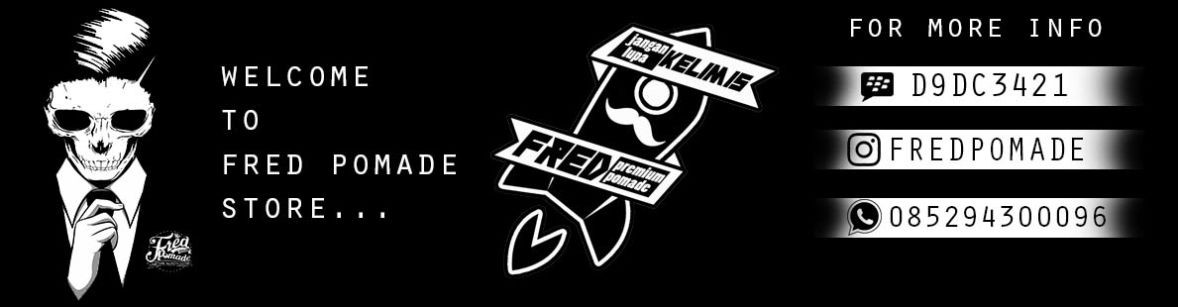 Fred Pomade Official