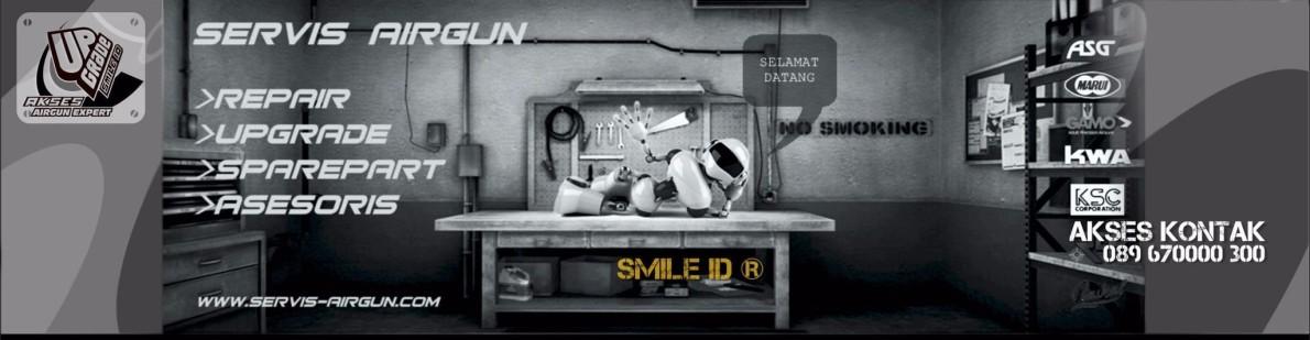 SMILE ID | JALUR AIRGUN
