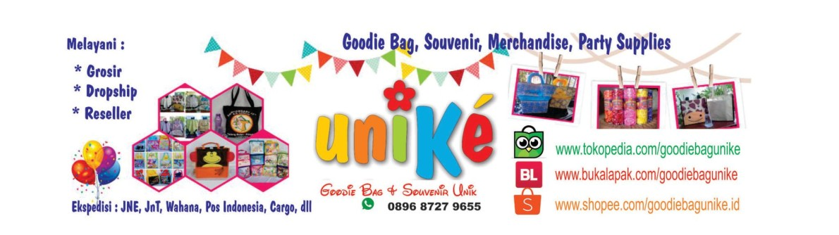 Goodie Bag Unike
