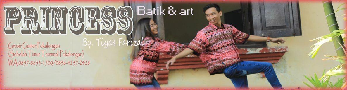 princess batik pkl