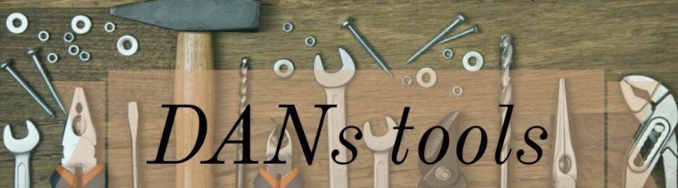 DANs Tools