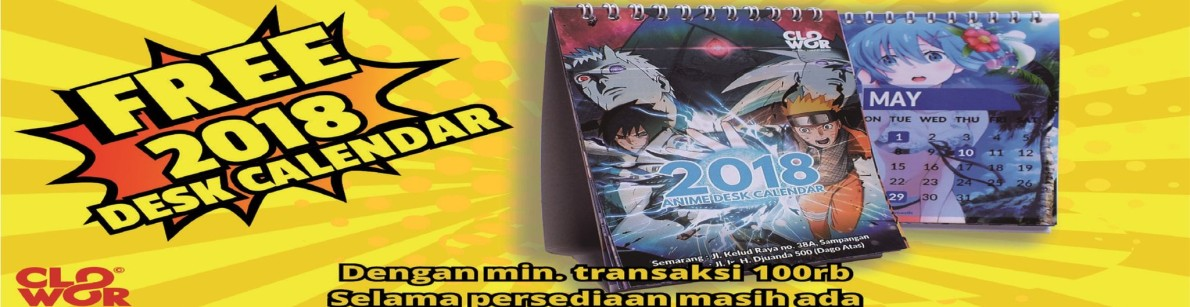 Clowor AnimeManga Distro