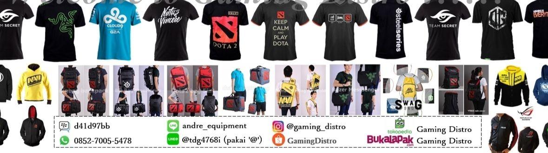 Gaming Distro
