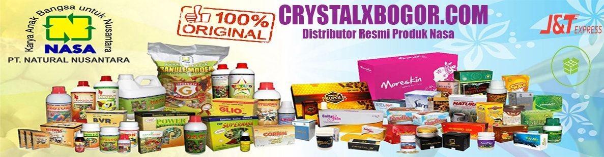 Crystal X Asli Bogor