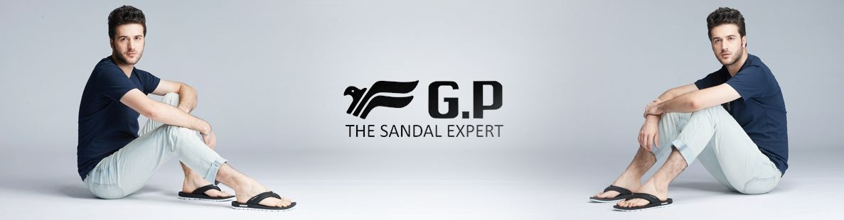 Gold Pigeon Sandals