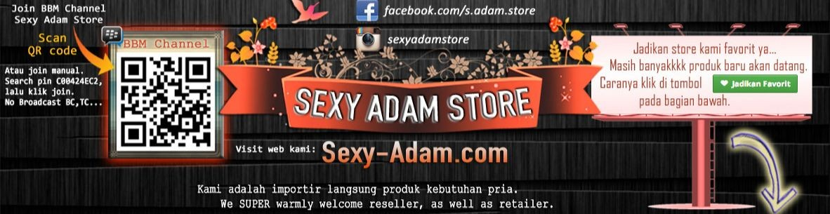 Sexy Adam Store