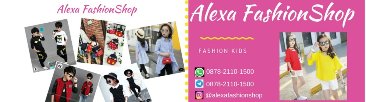 Alexa FashionShop