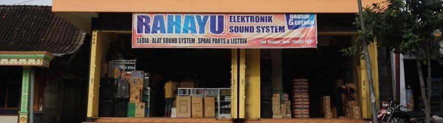 Rahayu Elektro dan Sound