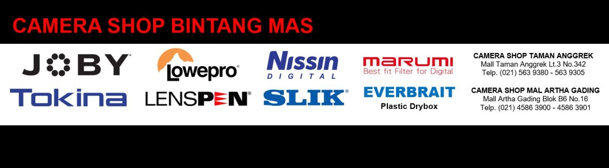 Camera Shop Bintang Mas
