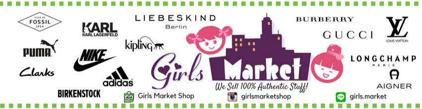 Girls Market Shop