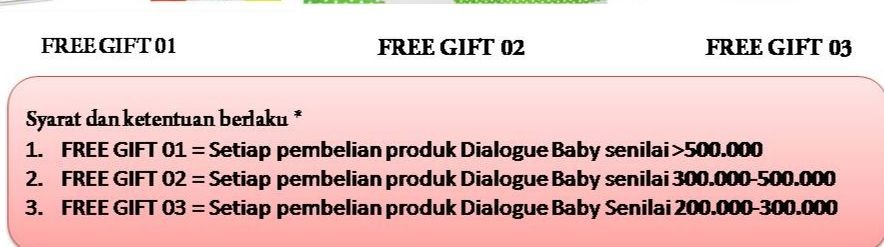 Dialogue Baby Indonesia