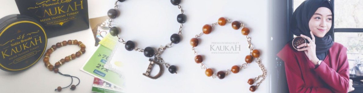 Gelang Kayu Kaukah/Kokka