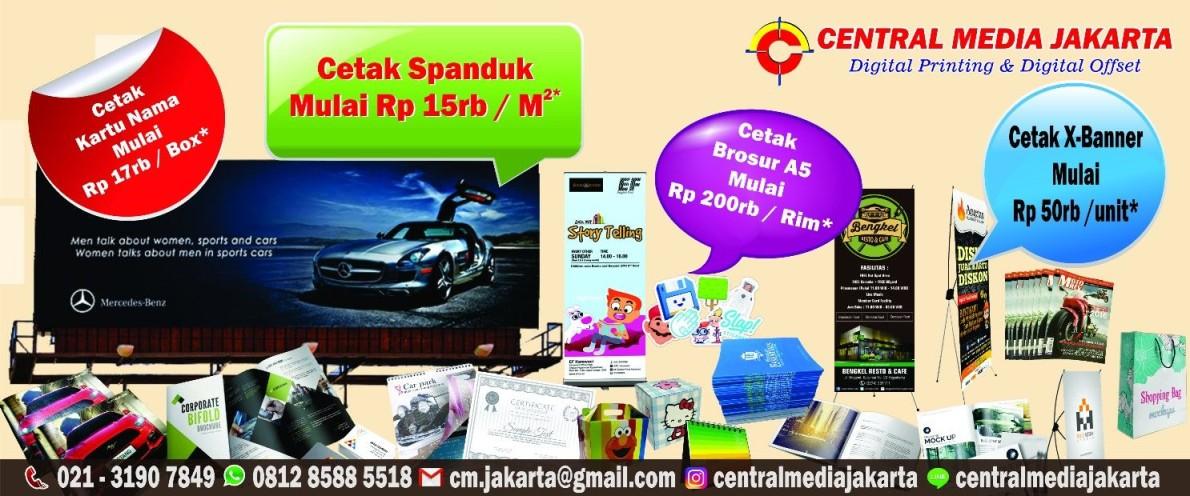 Central Media Jakarta