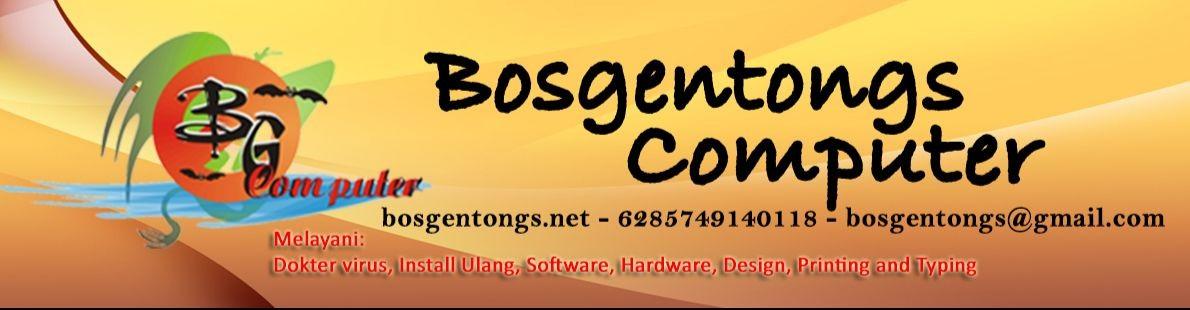 Bosgentongs Shop