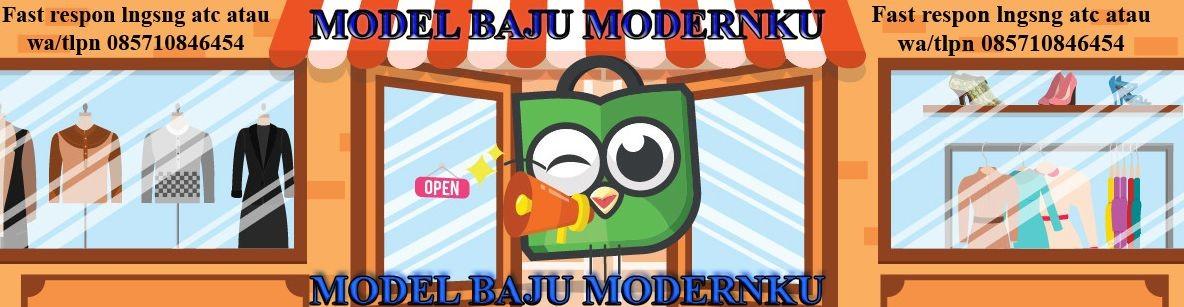 model baju modernku