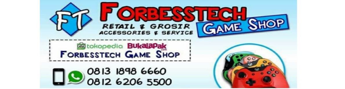 Forbesstech game shop