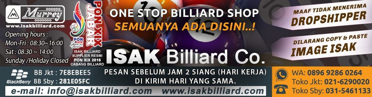 ISAK Billiard Sport Co.