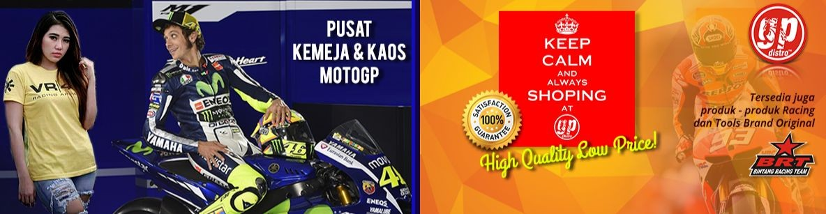 Distro MotoGP Indonesia