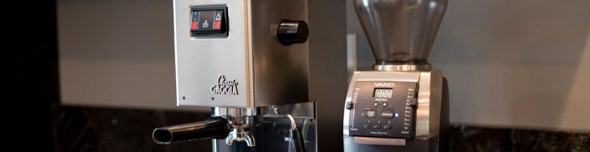 Nescafe Machine Shop