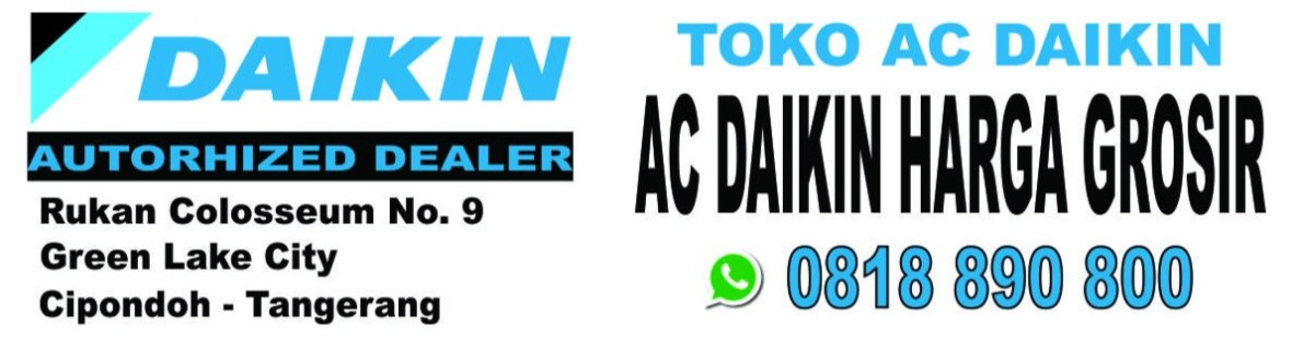 Toko AC Daikin