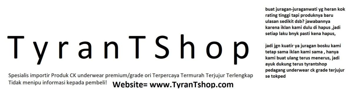 TyranTshop