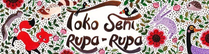 Toko Seni Rupa - Rupa