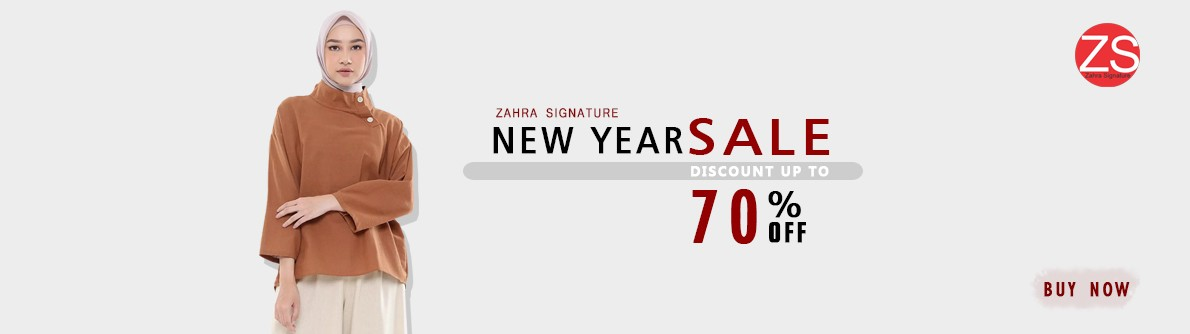 Zahra New Year Sale