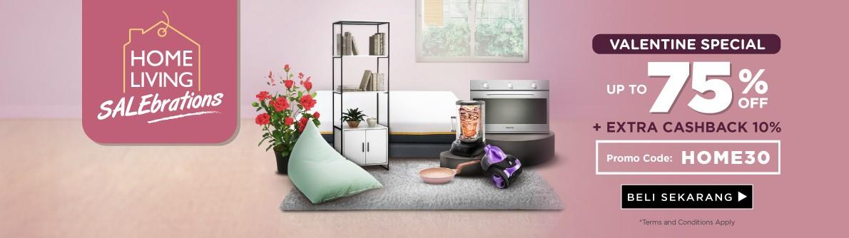 Home Living Salebrations