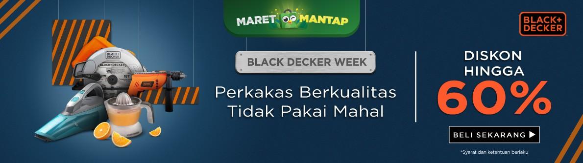 Black Decker Hand Tools Fair Disc up to 50%