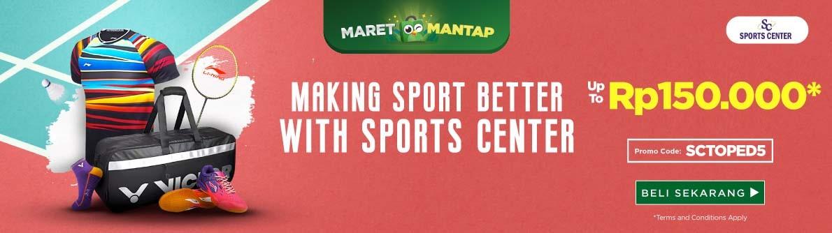 Sport Center Discount