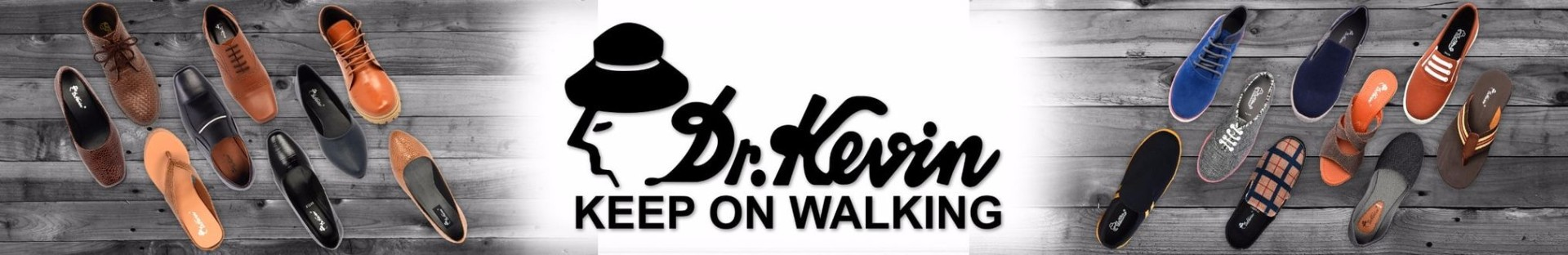 Dr Kevin Shoes
