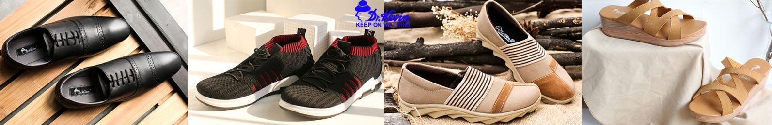 Dr Kevin Shoes