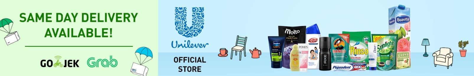Unilever Official Store