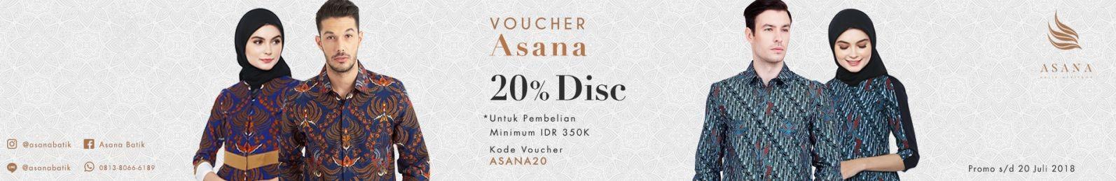 Asana Batik