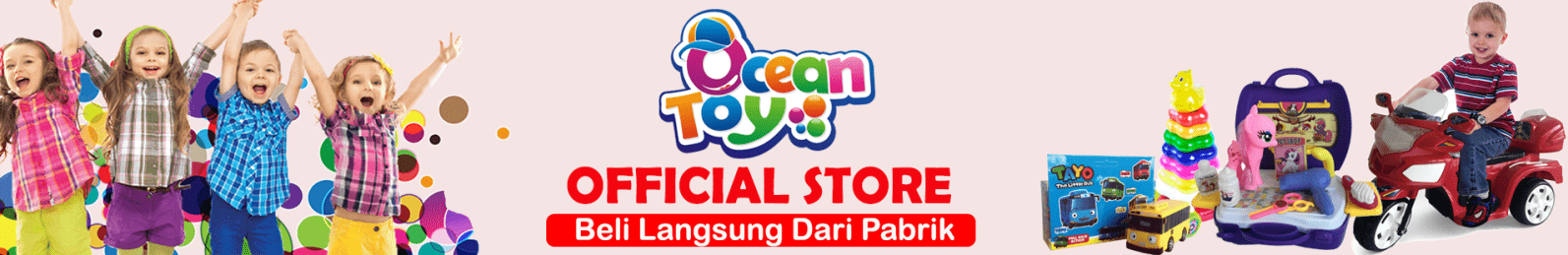 Ocean Toy 2