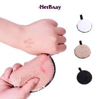 Herbaay Kapas Penghapus Makeup Remover Pad Reuseable - Putih thumbnail