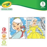 Jual Crayola Color Wonder Mess Free Coloring Pages Markers Disney Jakarta Pusat Davii 59 Tokopedia