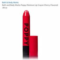 Poppy Moisture Lip Crayon Bath & Body Works 2.2g thumbnail